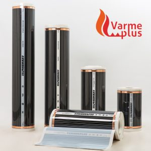 Varme Plus grindinio šildymo plėvelė