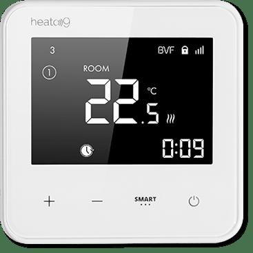 termostatas grindiniam šildymui